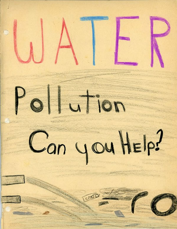Essay on Water Pollution: Sources of Pollution, Major Pollutants ...