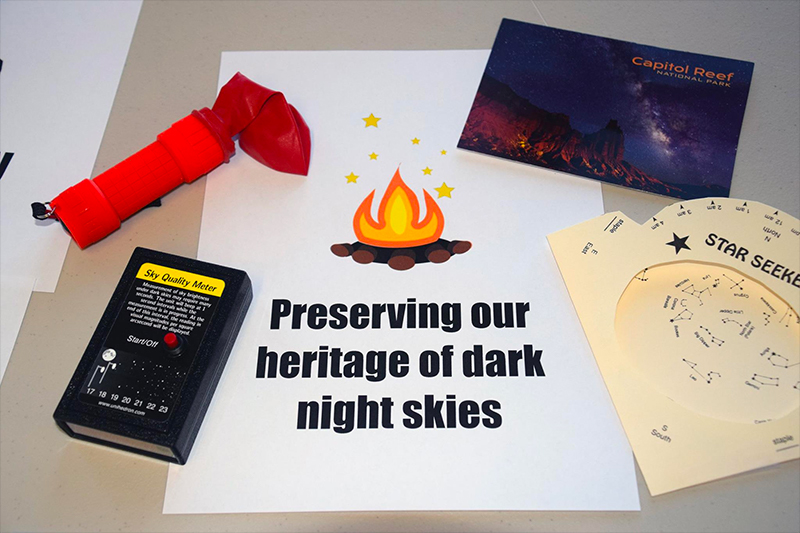 Preserve Night Sky