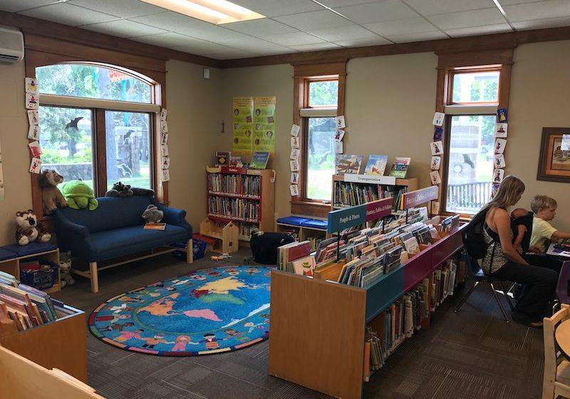 Grand Marais Public Library