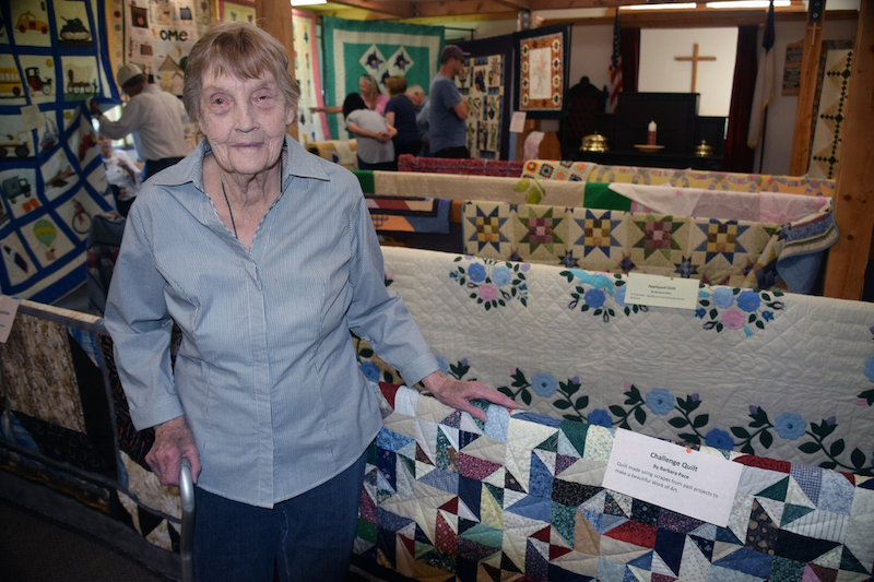 Quilt Show Pioneer Day