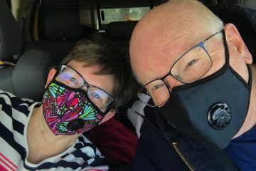 Masks for anniversary