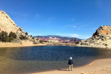 Thousand Lake View