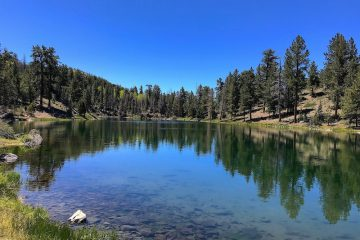 Pine Creek Reservoir